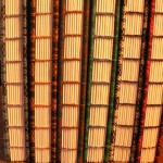 Coptic Bound Book Spines