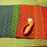 handwoven cloth for book covers