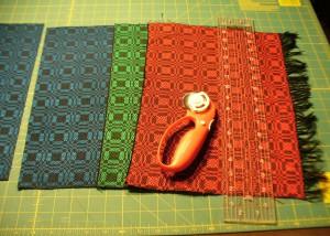 Cut cloth