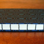 blue tencel spine