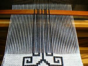 pick up pattern threads