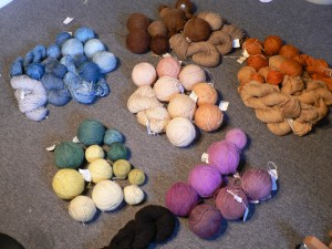 yarn options