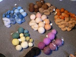yarn options