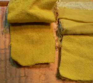 weld wool natural