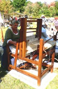 Diane weaving