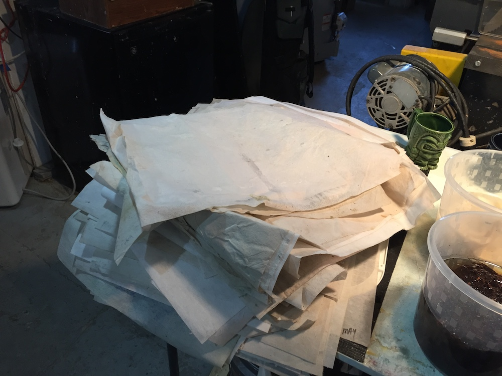 Paper Making - Local Color Dyes